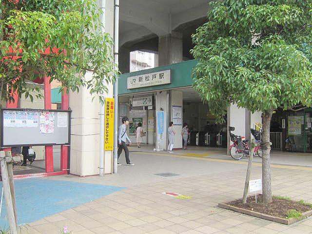 新松戸駅のエリア情報2