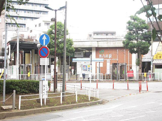 新八柱駅のエリア情報1