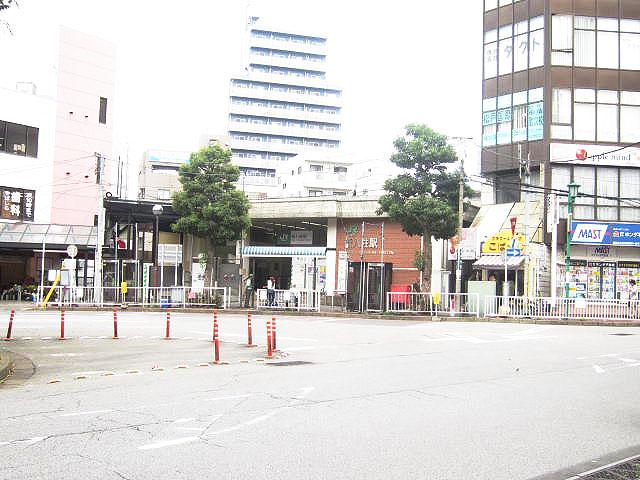新八柱駅のエリア情報2