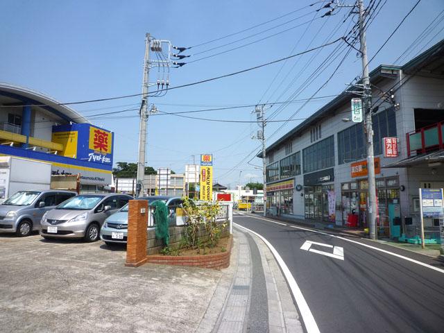 船橋法典駅のエリア情報3