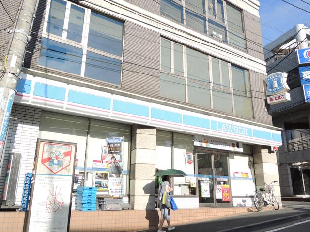 菊名駅のエリア情報2