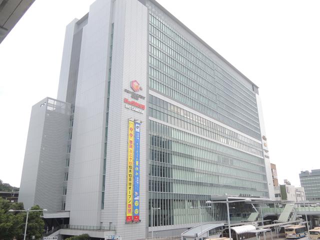 新横浜駅のエリア情報1