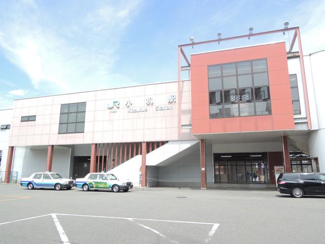 小机駅のエリア情報2