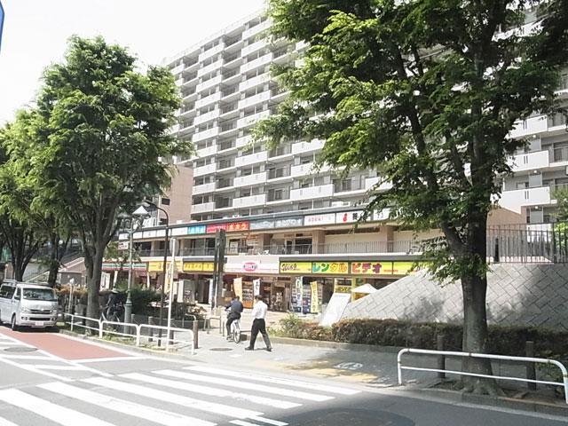 西大井駅のエリア情報2