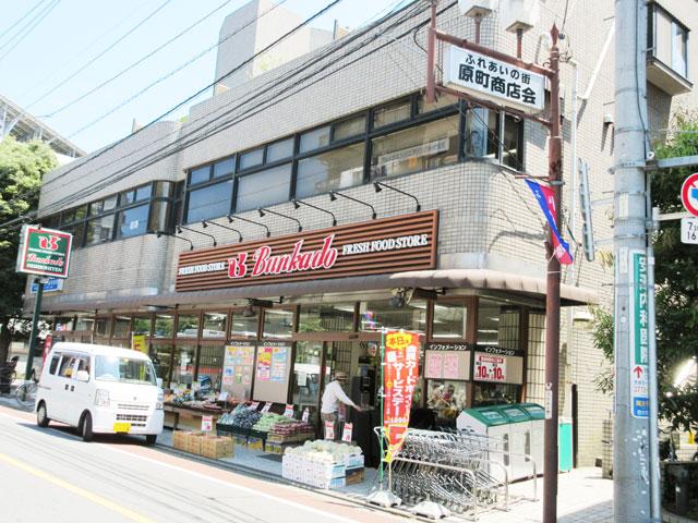 西大井駅のエリア情報5