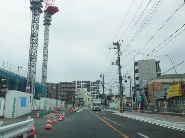 新川崎駅のエリア情報7