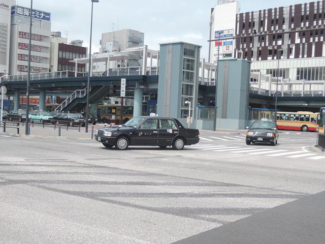 戸塚駅のエリア情報3
