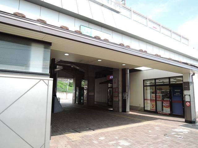 上溝駅のエリア情報1