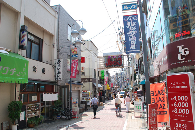 高円寺駅のエリア情報5