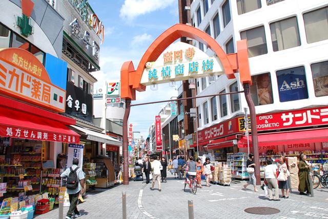 高円寺駅のエリア情報6