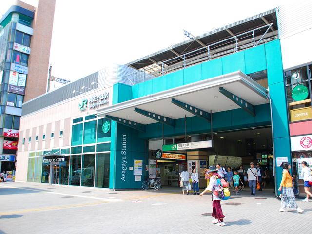 阿佐ヶ谷駅のエリア情報1