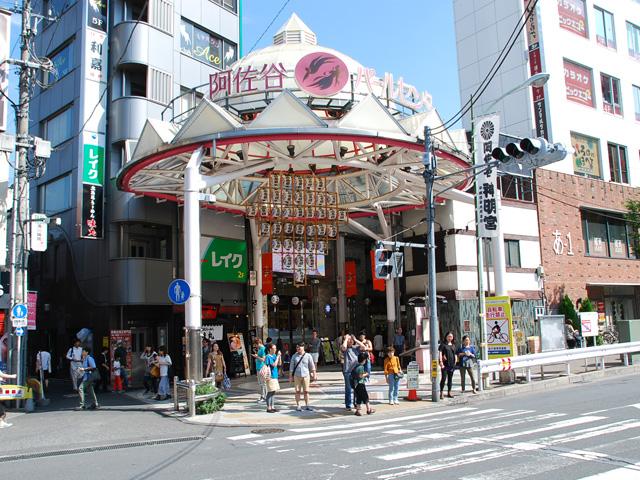阿佐ヶ谷駅のエリア情報2