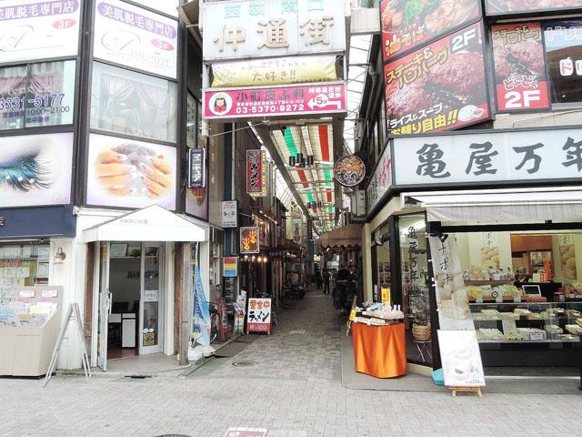 西荻窪駅のエリア情報2