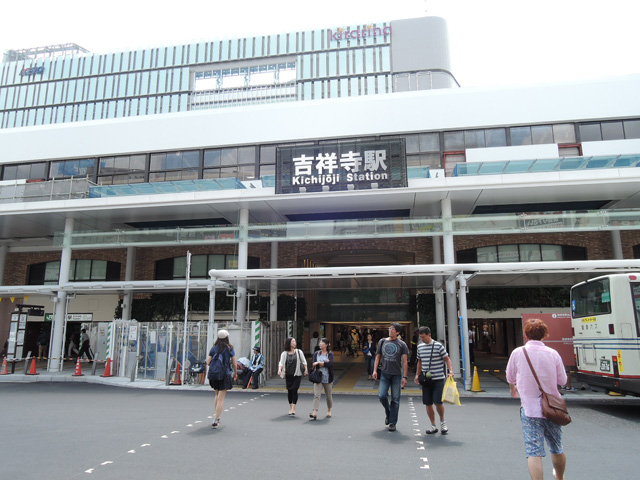 吉祥寺駅のエリア情報1
