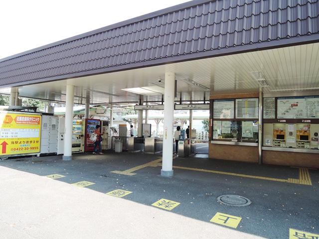 東小金井駅のエリア情報11