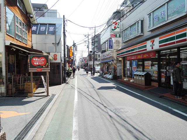 東小金井駅のエリア情報6