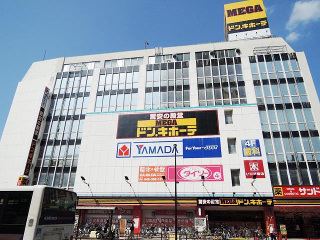 武蔵小金井駅のエリア情報3