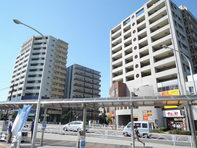 日野駅のエリア情報2