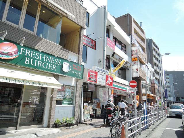 日野駅のエリア情報3