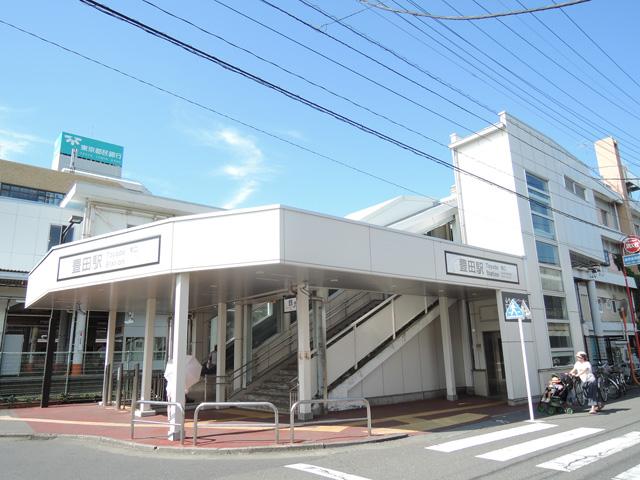 豊田駅のエリア情報1