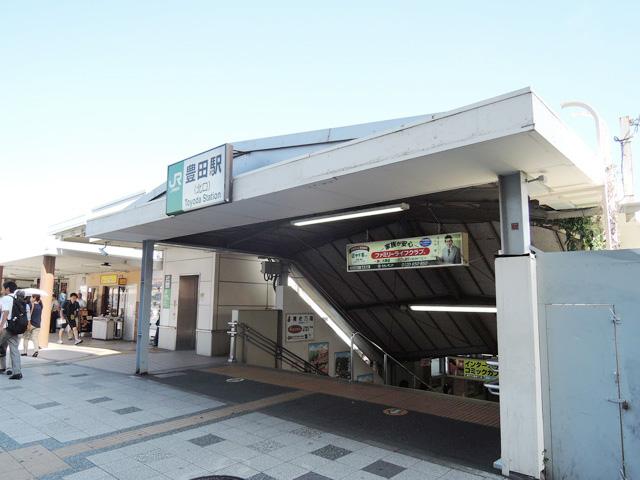豊田駅のエリア情報5