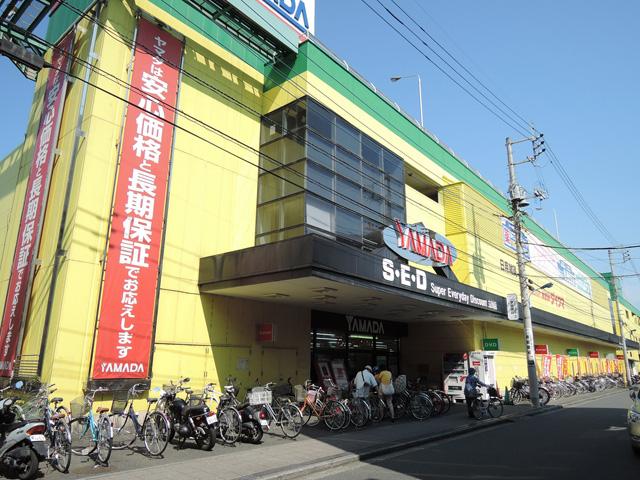 西立川駅のエリア情報6