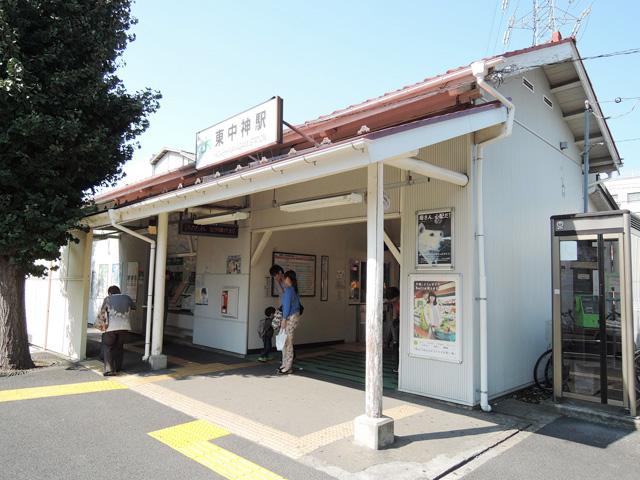 東中神駅のエリア情報1
