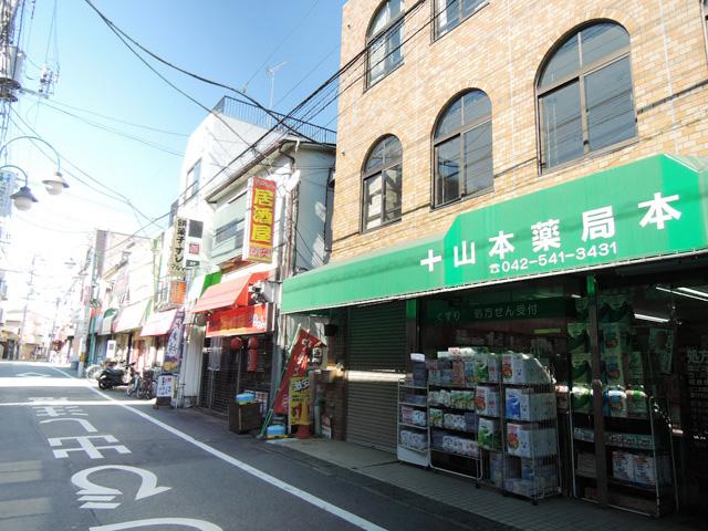 中神駅のエリア情報5