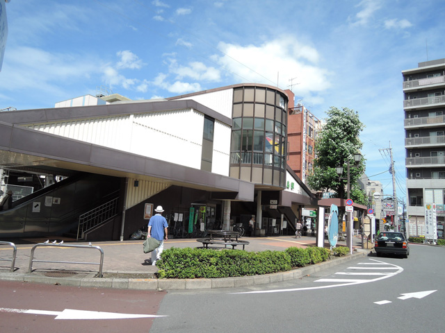 昭島駅のエリア情報1