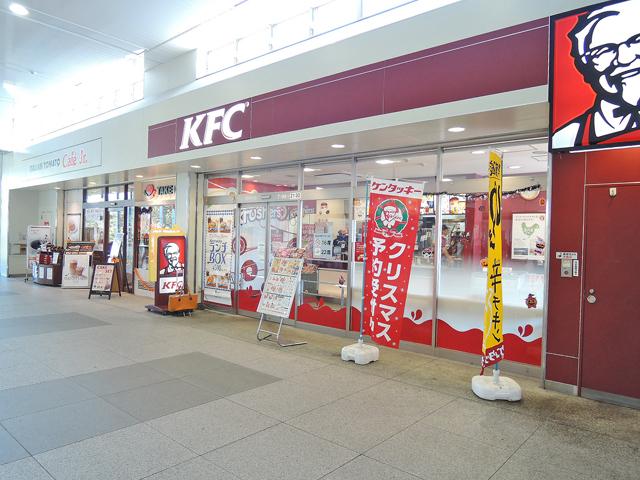 拝島駅のエリア情報3
