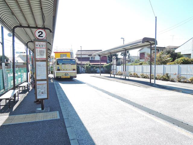 拝島駅のエリア情報4