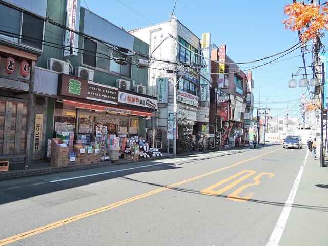 拝島駅のエリア情報6