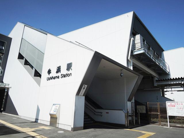 牛浜駅のエリア情報1