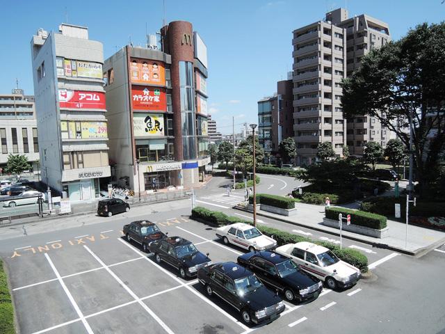 福生駅のエリア情報2