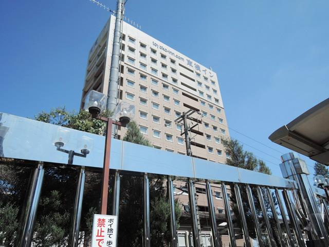 福生駅のエリア情報4