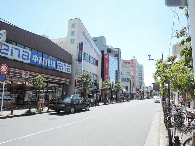 福生駅のエリア情報5