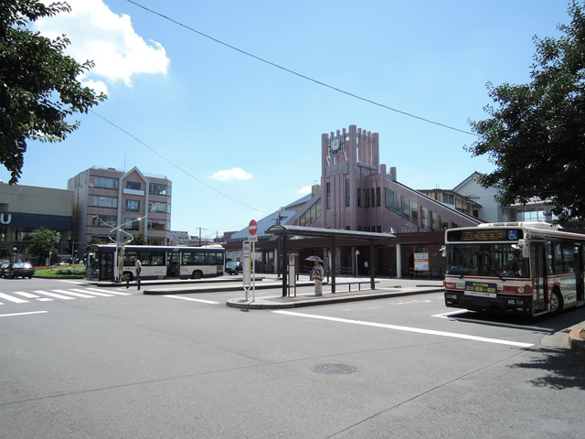 羽村駅のエリア情報6