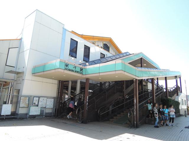 秋川駅のエリア情報1