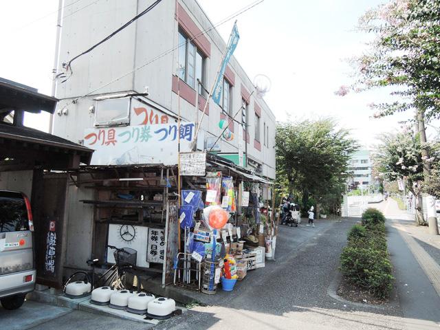 武蔵五日市駅のエリア情報4