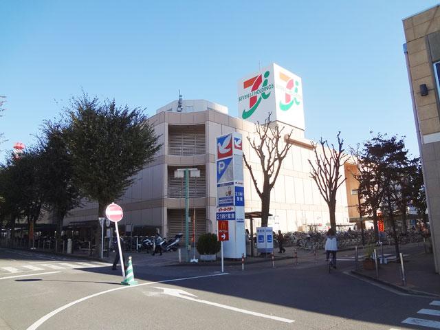 さいたま新都心駅のエリア情報5
