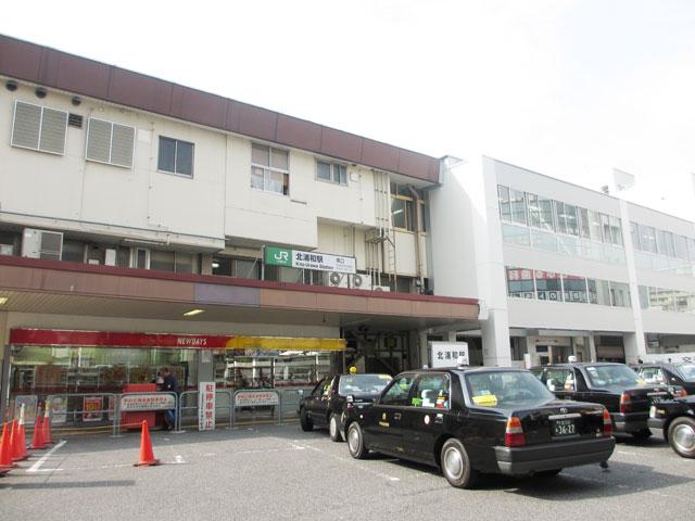 北浦和駅のエリア情報1