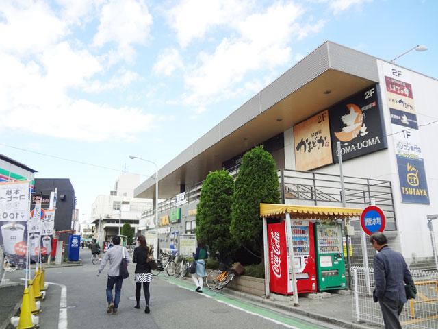 蕨駅のエリア情報13