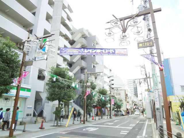 蕨駅のエリア情報5