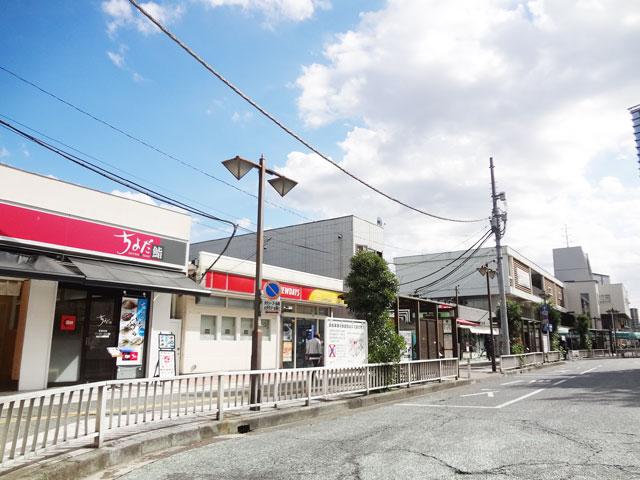 蕨駅のエリア情報9