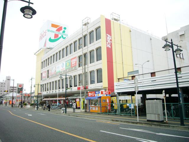 西川口駅のエリア情報3