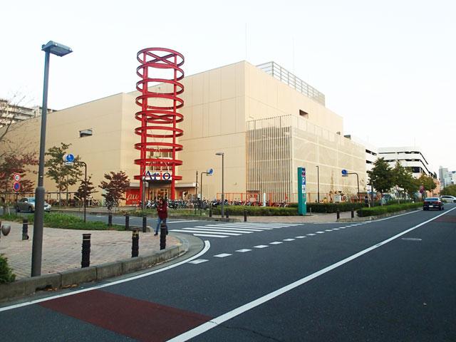 川口駅のエリア情報3