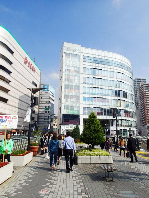 川口駅のエリア情報4