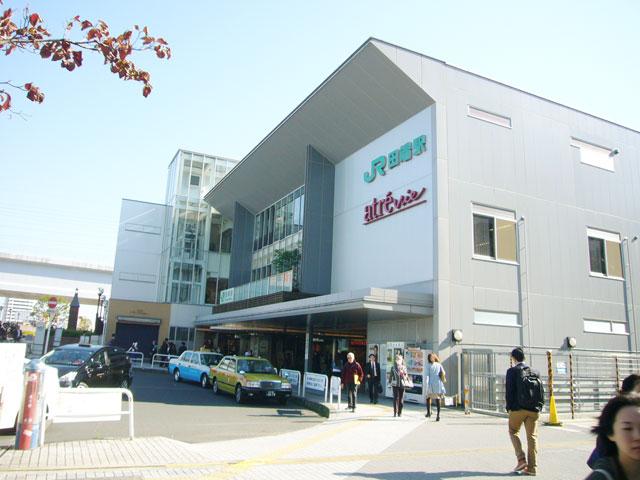 田端駅のエリア情報1