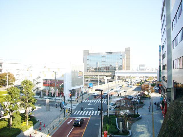 田端駅のエリア情報3