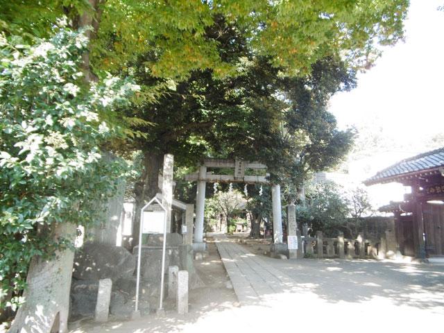 西日暮里駅のエリア情報4